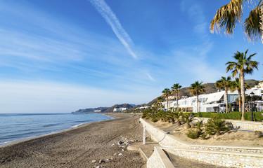 Mojacar Playa, Almeria Province, Andalusia, Spain