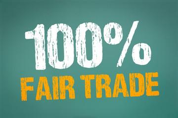 100% Fair Trade