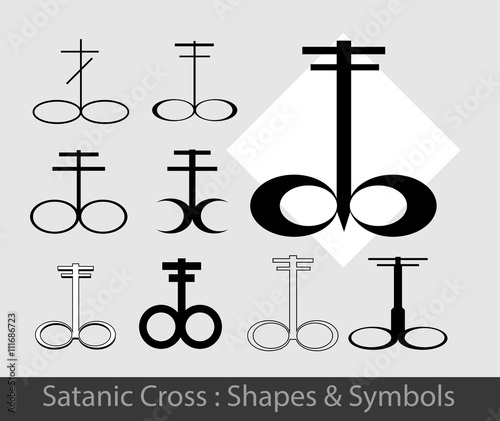Satanic Symbols Stock Image And Royalty Free Vector Files On