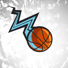 Basketball lightning