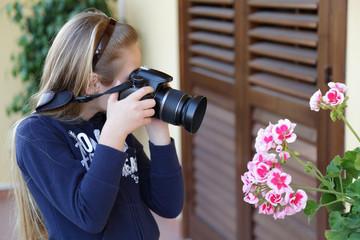 Passione per la fotografia