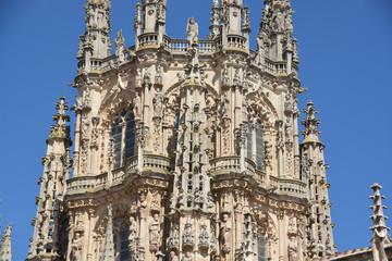 torre de la Catedral de Burgos