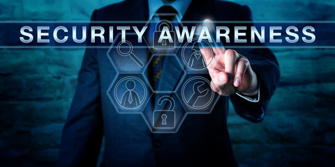 Consultant Pressing SECURITY AWARENESS