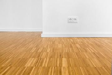 Parkettboden Holzboden Wohnung