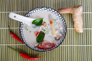 Tom Yum Soup, this is one of Thailand's most famous soups