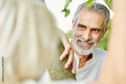 Mit alterem mann flirten