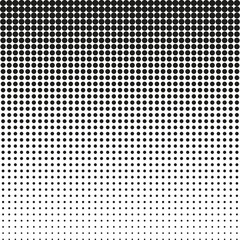 Halftone dots.halftone effect. Vector halftone dots. dots on  background. Vector Halftone Texture
