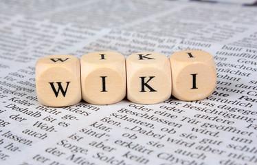 Wiki Holzwürfel