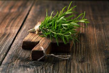 Rosemary fresh bound