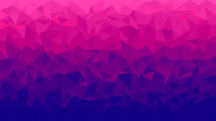 Polygonal Mosaic Background 16:9