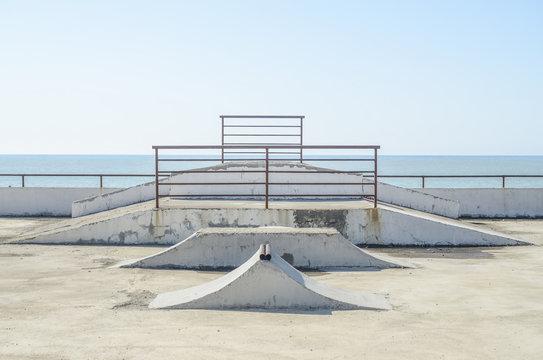 ramps for skateboarding, skate park