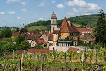 Village du Jura