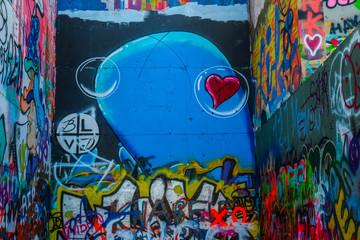 Graffiti for love