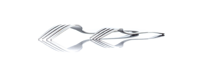 the Forks on table