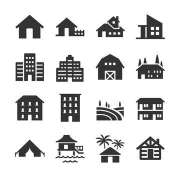 Property type icons