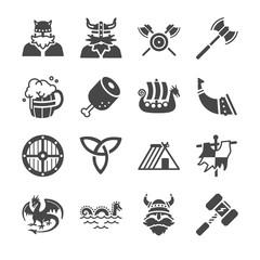 Viking icons
