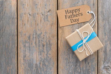 Fototapete - Fathers day gift
