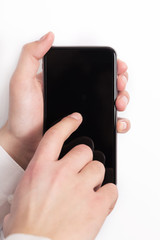 Using a mobile phone to connect to the Internet