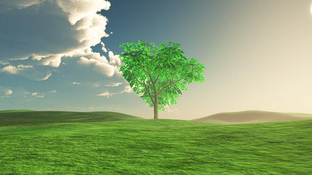 71 Best 3d Nature Images Stock Photos Vectors Adobe Stock