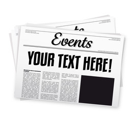 Newspaper / Events