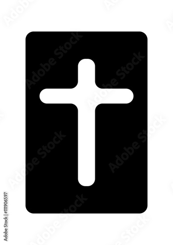 Bible And Rounded Cross Stock Image And Royalty Free Vector Files