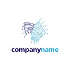 Abstract Vector Logo Design Template. Creative Concept Icon