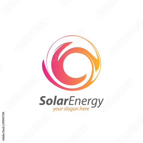 Renewable Energy Logo  Download Free Vector Art Stock