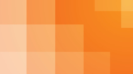orange color background abstract art vector