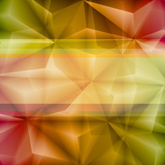 Multicolored abstract backdrop