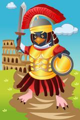 Gladiator Bird