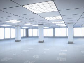 Office room empty