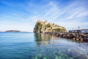 Aragonese Castle on Ischia