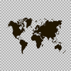 Black similar world map. World map blank. World map vector. World map flat. World map template. World map paper. World map infographic. World map clean. World map art. World map isolated