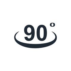 rotate 90