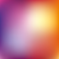 Abstract vector background, color gradient, vector wallpaper