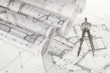Buscar fotos por uladzimir rolls of architecture blueprints house plans compass malvernweather Images