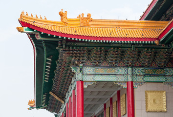 Details of National Concert Hall near Chiang Kai-shek Memorial H