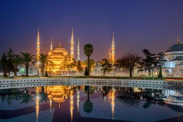 Blue Mosque,Istanbul, Turkey