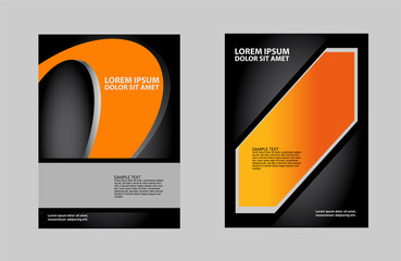 booklet design template