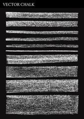 Vector Chalk Lines textures