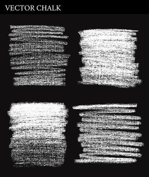 Vector Chalk Tone Value