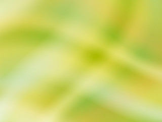 Printed roller blinds Narcissus Bright green yellow background abstract.