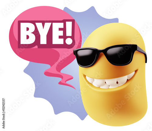 Bye Emoji Emoji World
