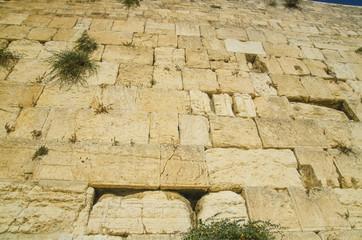 The Wailing Wall of Jerusalem pattern