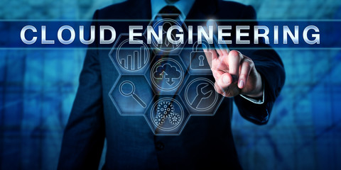Cloud Architect Pressing CLOUD ENGINEERING