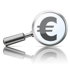 Loupe Mirror Euro