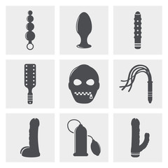 Vector Sex Icons