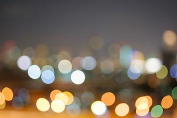 Light of the city.