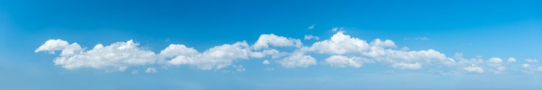 Blue sky ,panorama sky background