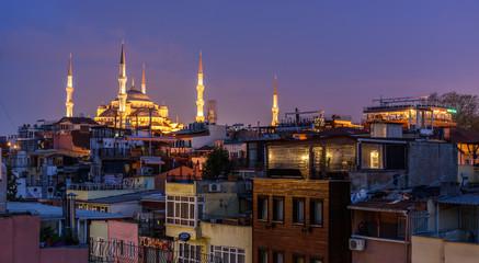 Sultan Mehmet mosque ,Istanbul